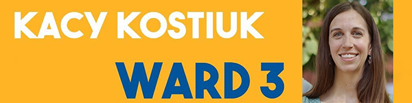 Kacy Kostiuk for Takoma Park City Council